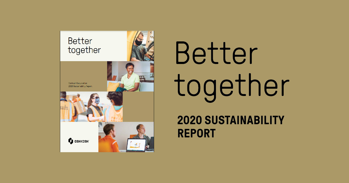 2020 Sustainability Report