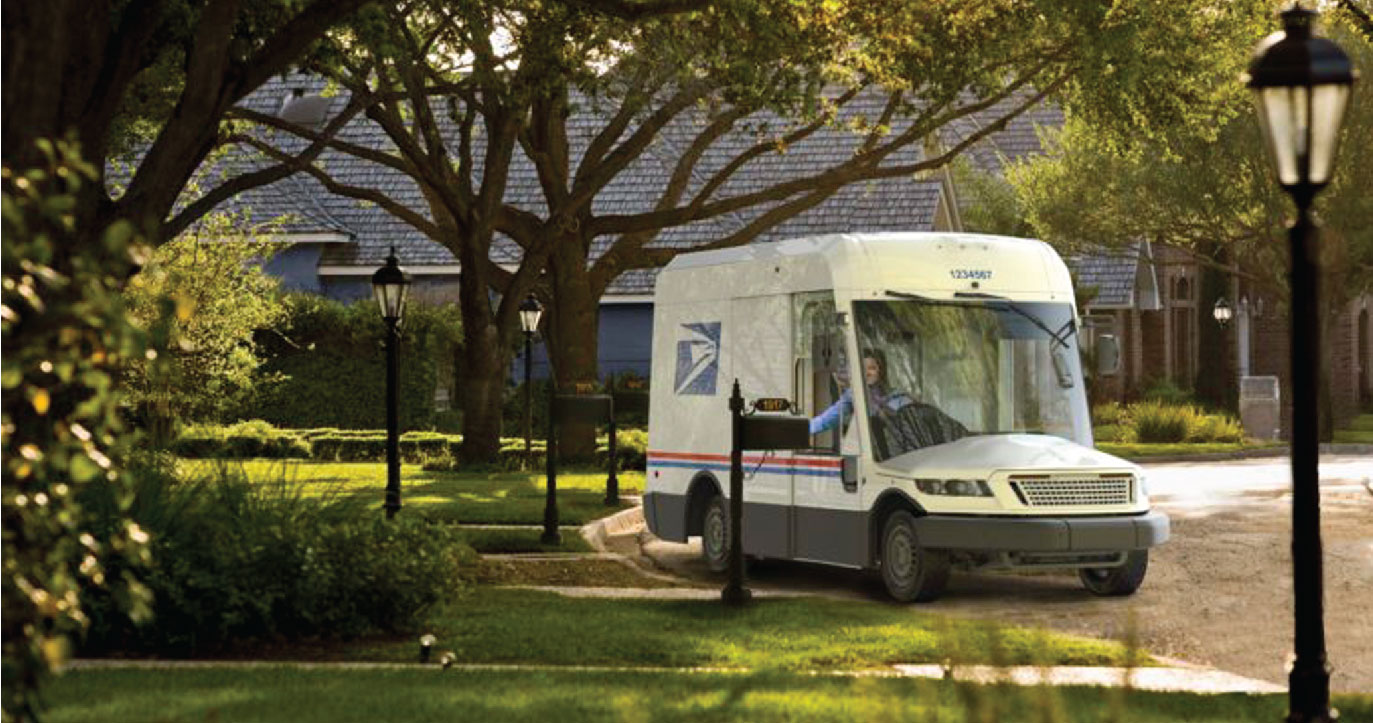 USPS Next Generation Delivery Vehicle